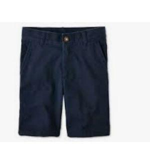 Boys Izod shorts flat front
